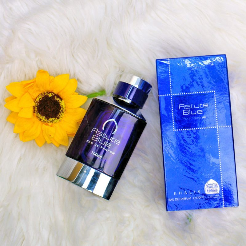Habeebat Astute Blue Perfume