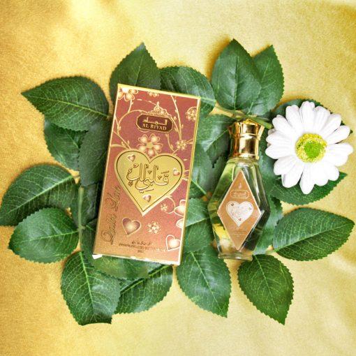 Habeebat Al-Riyad Perfume Oil