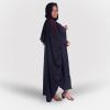 Habeebat Zafreen Black Abaya