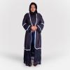 Habeebat Khatoon_Black_Open_Abaya