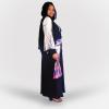 Habeebat Basma Layered Abaya