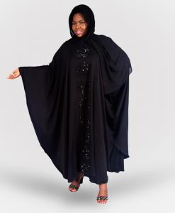Habeebat Aabidah Bubbu Abaya