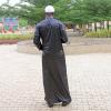 Habeebat Mishari Black Jalabiya(3)