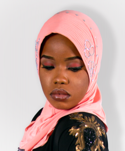 Peach Ninja Hijab