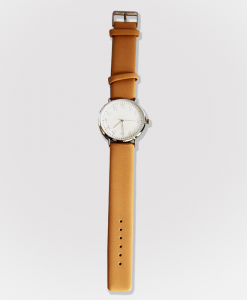 Habeebat_Nude_Arabic _Numerals_Leather_Wristwatch