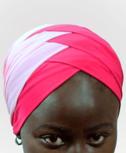 Habeebat_Hadeeqah_Pink/White_Women_Turban