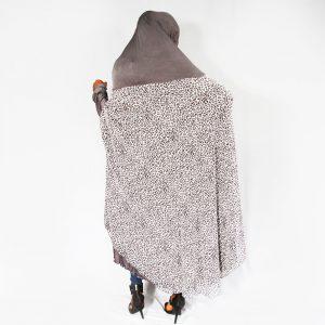 Habeebat_Faekah_Grey_Abaya _Hijab