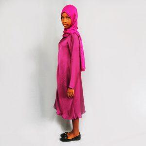 Habeebat_Girl _Purple_Abaya