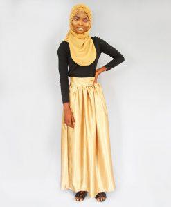 Habeebat_Gold_Maxi_Skirt