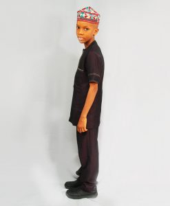 Habeebat_Kids_Kaftan_with_Trouser