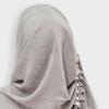Habeebat Banujah Grey Hijab 3
