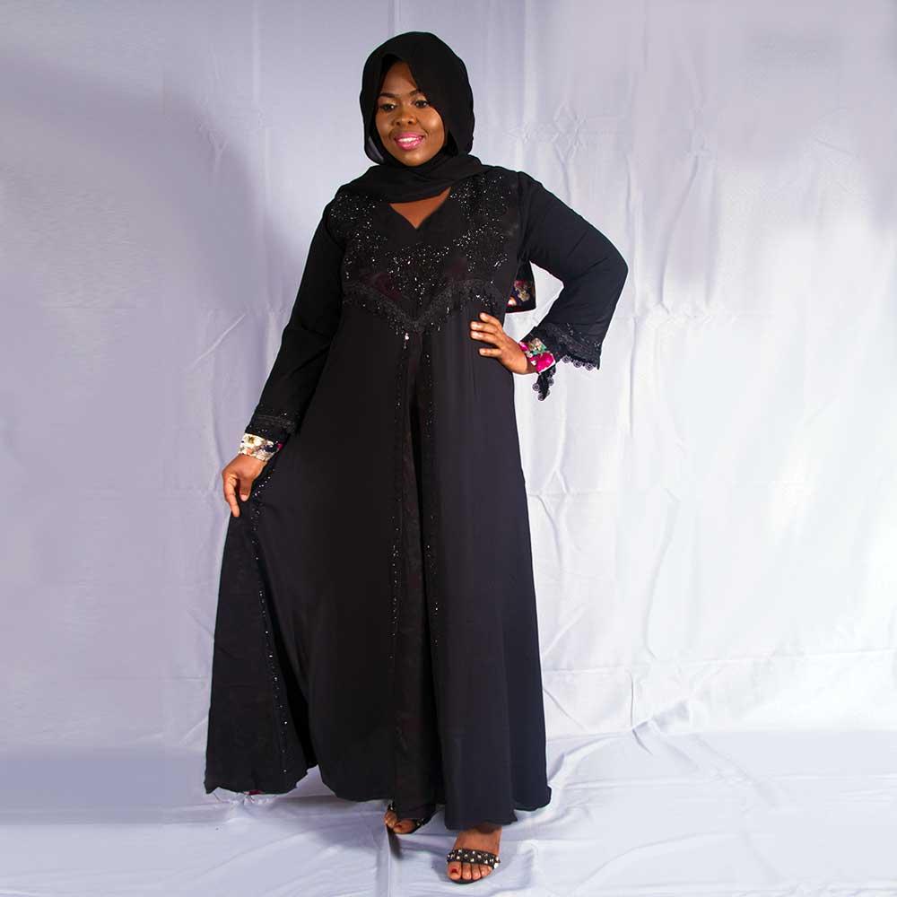 Habeebat_Black_Adeeva_Abaya