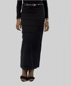 Habeebat_A-line_Black_Skirt