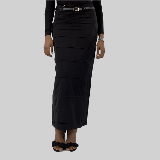 Habeebat_A-line_Black_Skirt