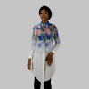 Habeebat Adila Multicolored and Pearled Tunic