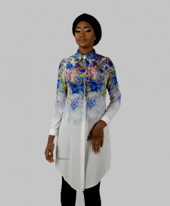 Habeebat_Adila_Multicolored_and_Pearled_Tunic