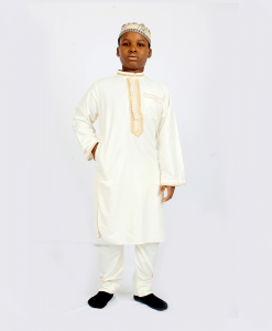 Habeebat Badaar Boys Kids Kaftan