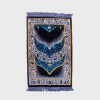 Habeebat Blue Lonira prayer Rug