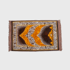 Habeebat Brown Lonira Prayer Rug
