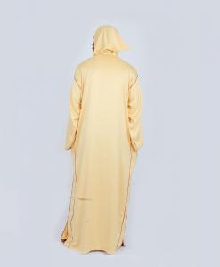 Habeebat Camil Hooded Mens Jalamia