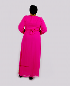 Habeebat Delal Pink Women Kaftan