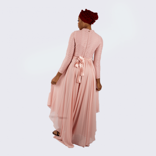 Habeebat_Fawzia_Lacy_Mermaid_Gown