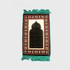 Habeebat_Green_and_brown_kids_prayer_rug