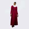 Habeebat_Hadiya_Purple_Bridal_Gown