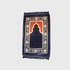 Habeebat Hut Themed blue prayer rug