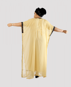 Habeebat_Lina_Golden_Yellowish_Beaded_Kaftan