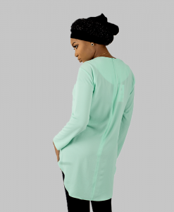 Habeebat_Mint_Green_Tunic_Shirt