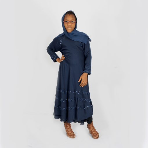 Habeebat_Navy_Blue_Aaliyah_Abaya_with_Pearls