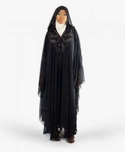 Habeebat Orzala Womens Hooded Abaya