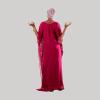 Habeebat Pink Nina Kaftan 2