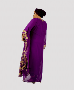 Habeebat_Rimah_Purple_Kaftan