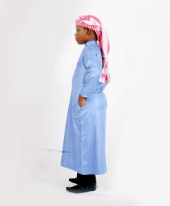 Habeebat kids Sky blue Jalamia2