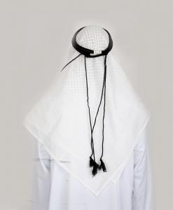 Habeebat Mens Igal/ Black Cord