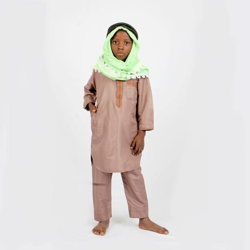 Habeebat_brown_kids_kaftan_1