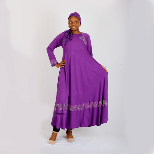 Habeebat_purple_Kids_Abaya_with_stone_designs