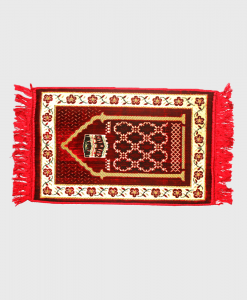 Habeebat_wine_and_Gold_prayer-Rug