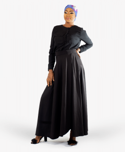 Habeebat_Lazeem_high_waist_flared_skirt_C