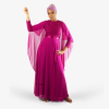 Habeebat_Khalidah_Purple_Gown_With_Cape A