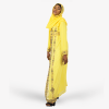 habeebat Hazeemah Embroidered Yellow Kaftan 030B
