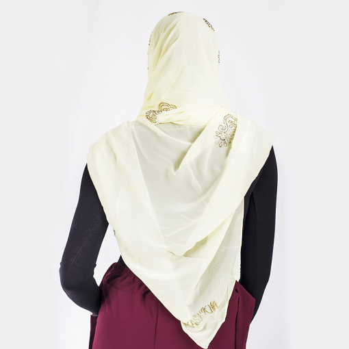 Habeebat Wajahat Kashka veil