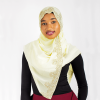 Habeebat Wajahat Kashka veil (2)