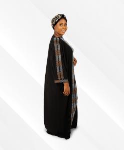 Habeebat Idiah stoned Abaya