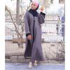 Habeebat_A'dah_brown_Abaya
