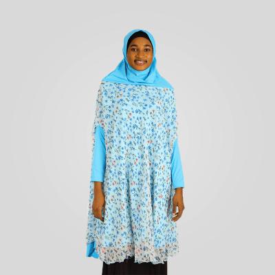 Habeebat Bahameen Abaya Hijab