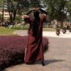 HABEEBAT Mazeedah Fully Brooched Abaya (2)
