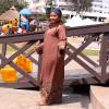 HABEEBAT Mimi downstoned Abaya B